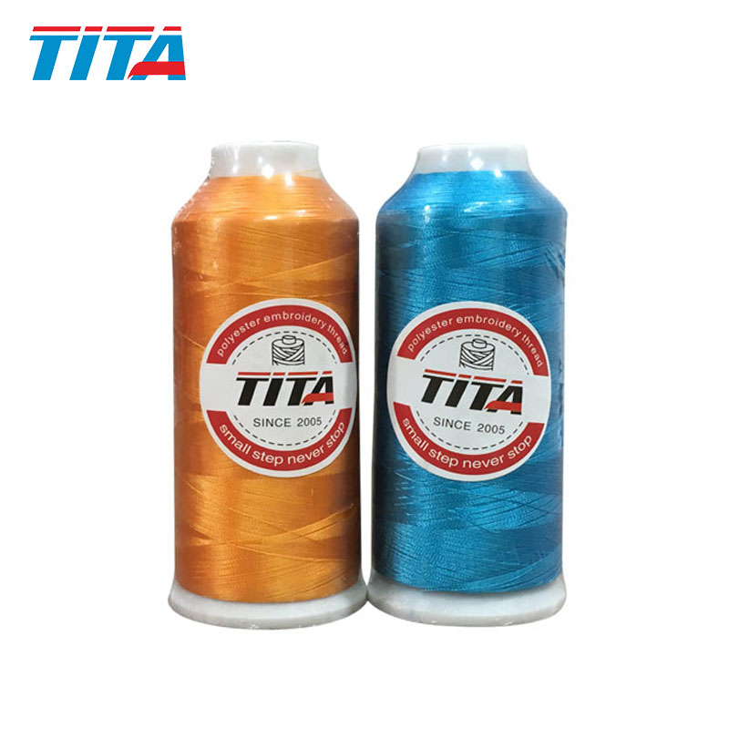 120D/2 Polyester Embroidery Threads