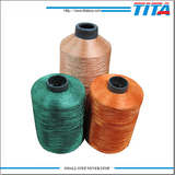 Polyester filament 300D/2 embrodiery thread bright
