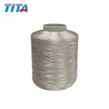FDY 150D/48f 350TPM Polyester Twisted Yarn