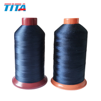 210D 250D Polyester High Tenacity Sewing Thread