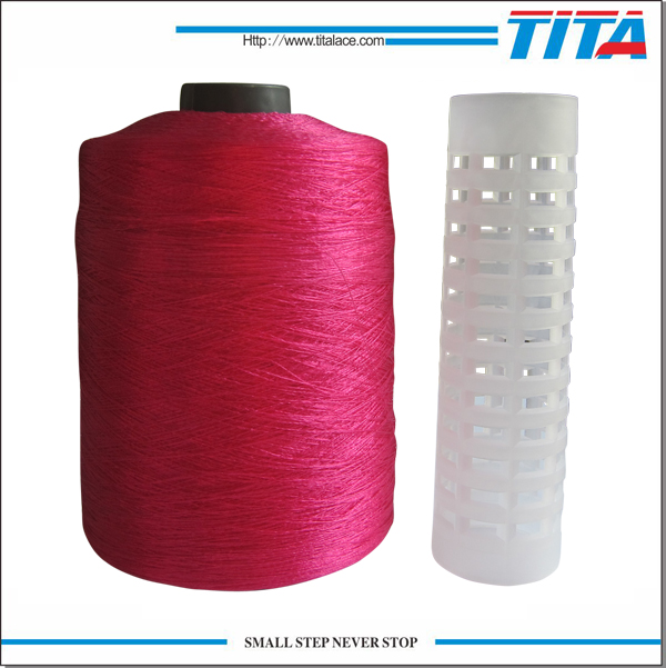 150D/2 Polyester Embroidery Thread in dyeing tube