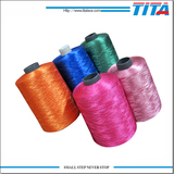 300D/2 polyester embroidery thread 1kg/cone