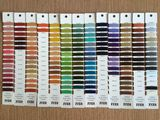 120D/2 Color Card