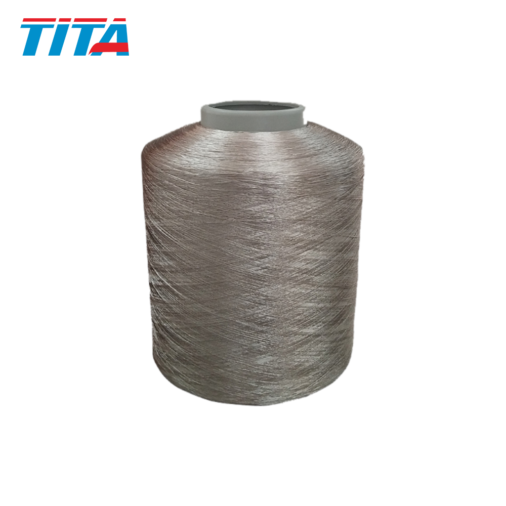 DTY 75D/36F 120TPM Twisted Yarn