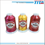 120D/2 5000meters Polyester Embroidery Thread