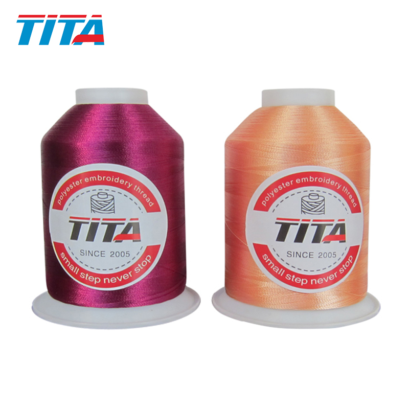 120D/2 4000meters Polyester Embroidery Thread