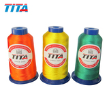 120D/2 3000meters Polyester Embroidery Thread